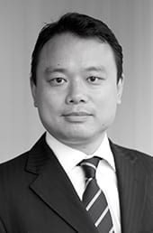 Banking and Finance Partner Edmond Leung