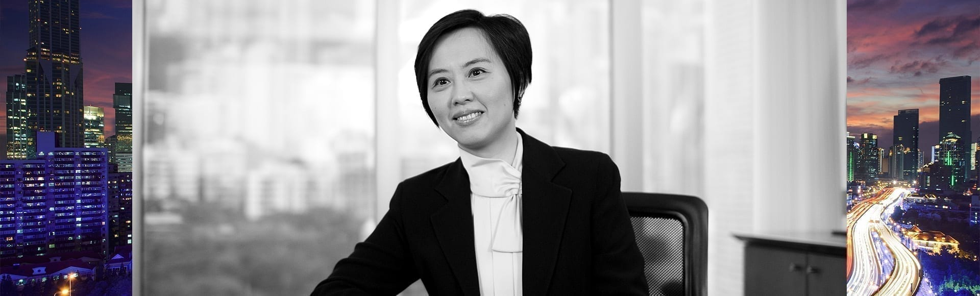 Pamela Mak - Hong Kong Lawyer with Litigation and China Business Law focus