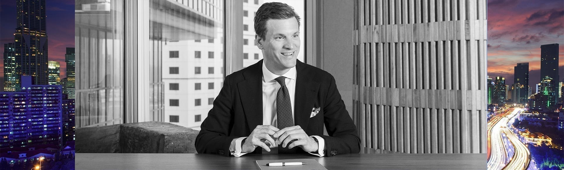 Jan Willem Möller - Hong Kong and Dutch Lawyer, Tanner De Witt Solicitors