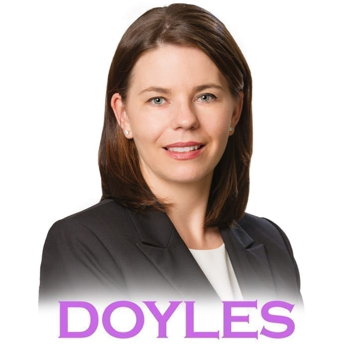Joanne Brown is a Recommended Family and Divorce Lawyer in Hong Kong 2020 Doyle's Guide